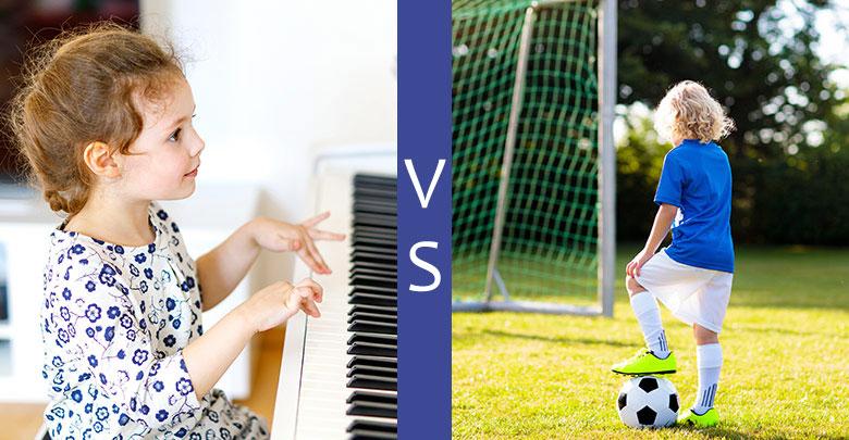 Photo of Dilema: Glazbena škola ili sport?