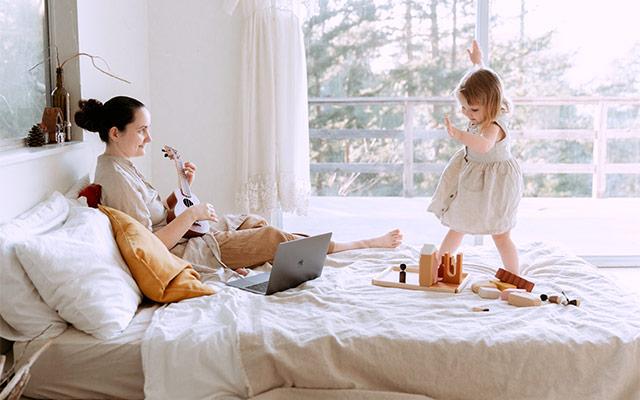 Provođenje slobodnog vremena s djetetom